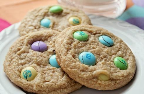 Domata Gluten Free M&M cookies