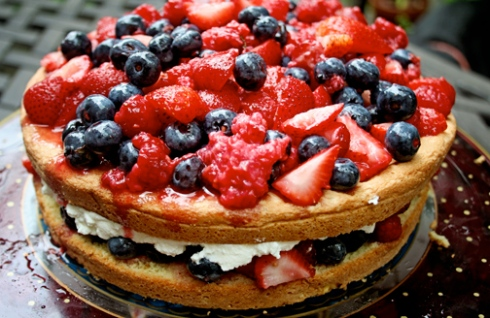 Domata Sponge Cake