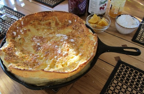 domata German Pancake