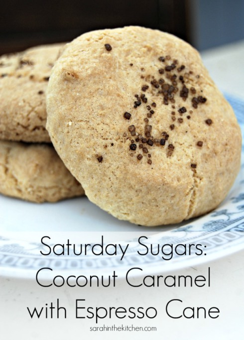 Saturday Sugars Coconut Caramel